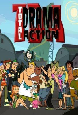 Affiche Total Drama Action