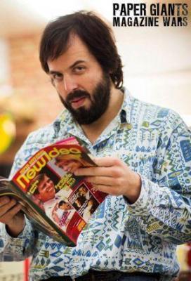 Affiche Paper Giants: Magazine Wars