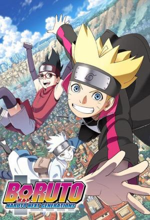Affiche Boruto - Naruto Next Generations