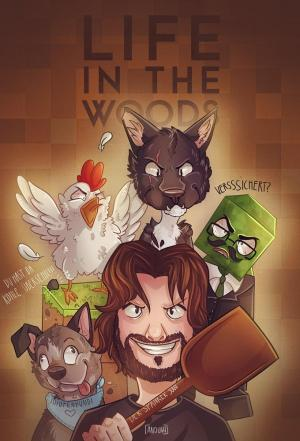 Affiche Gronkh: Life In The Woods