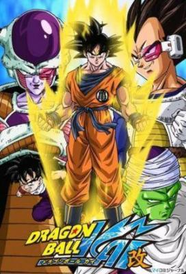 Affiche Dragon Ball Kai