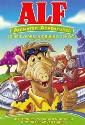 Affiche ALF: The Animated Series