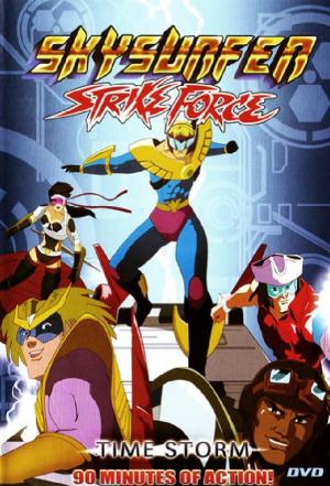Affiche Skysurfer Strike Force