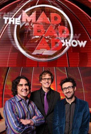 Affiche The Mad Bad Ad Show