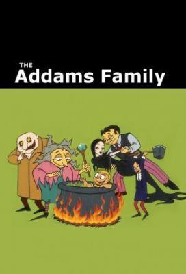 affiche The Addams Family (1992)