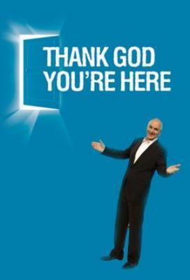 Affiche Thank God You're Here (Aus)