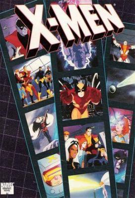 Affiche Pryde of the X-Men