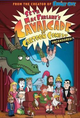Affiche Seth MacFarlane's Cavalcade of Cartoon Comedy