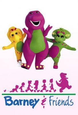 Affiche Barney and Friends
