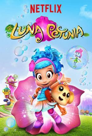 Affiche Luna Petunia
