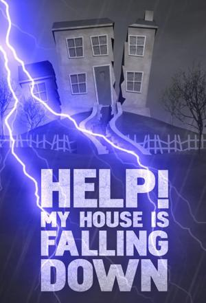 Affiche Help! My House is Falling Down