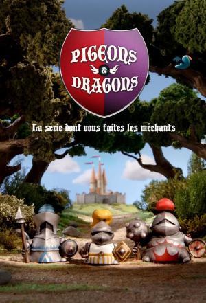 Affiche Pigeons & dragons