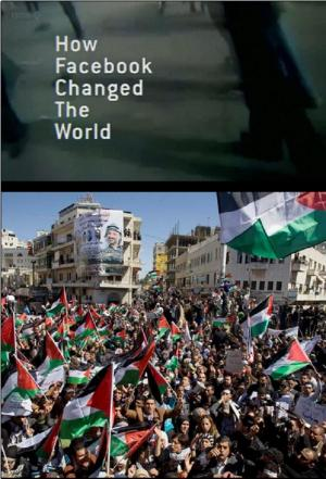 Affiche How Facebook Changed the World: The Arab Spring