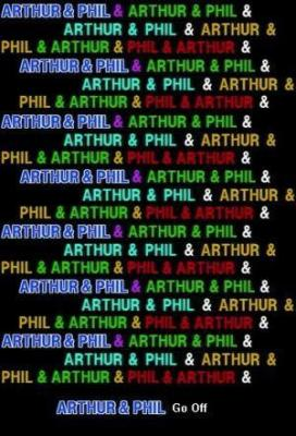 Affiche Arthur and Phil Go Off