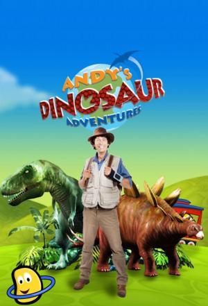 Affiche Andy's Dinosaur Adventures