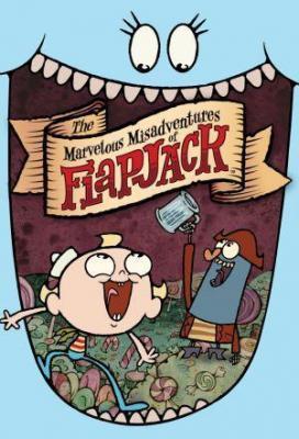 Affiche Les merveilleuses mésaventures de Flapjack