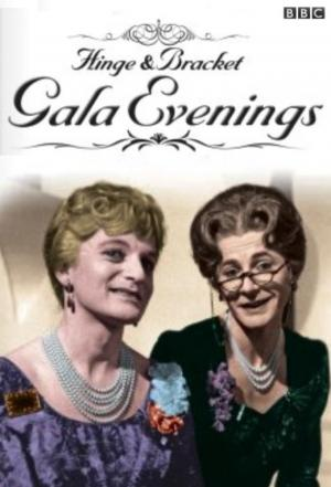 Affiche Hinge & Bracket Gala Evenings