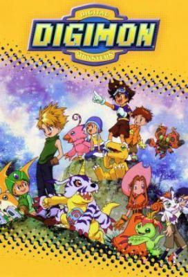 Affiche Digimon