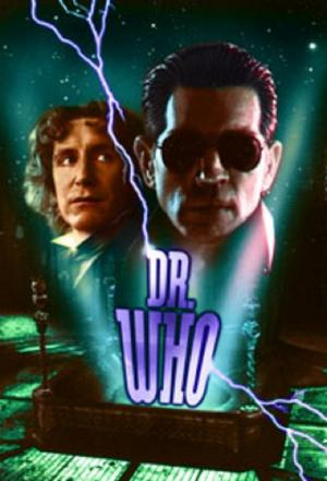 Affiche Doctor Who (1996)