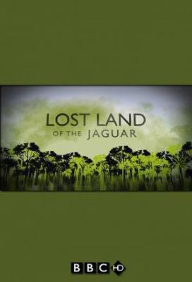 Affiche Lost Land of the Jaguar