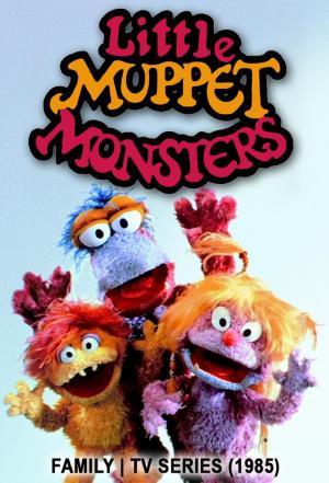 Affiche Little Muppet Monsters