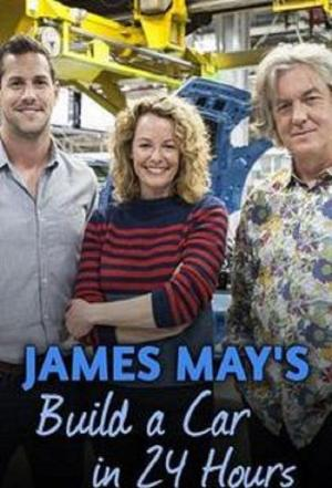 Affiche James May's Build a Car in 24 Hours