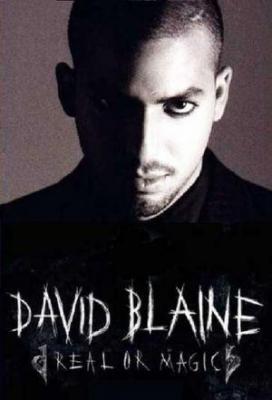Affiche David Blaine: Real or Magic?
