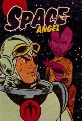 Affiche Space Angel