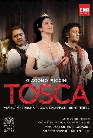 Affiche Tosca from the Royal Opera House