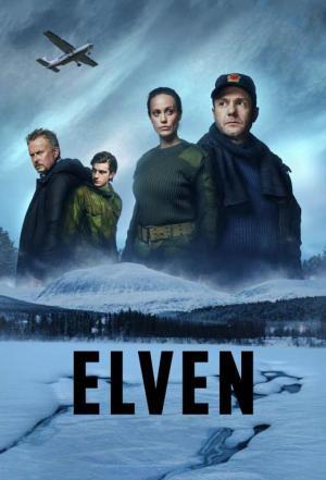 Affiche Elven : La rivière des secrets