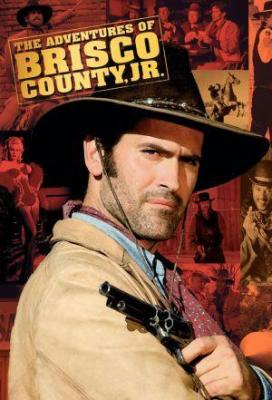 Affiche The Adventures of Brisco County, Jr.