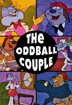 affiche The Oddball Couple