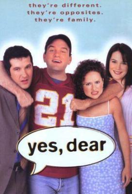 Affiche Yes, Dear