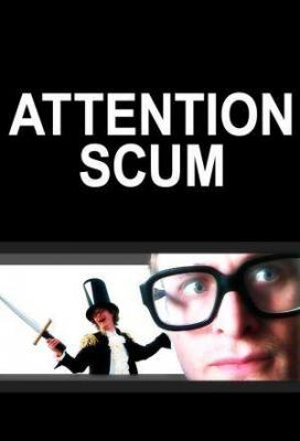 affiche Attention Scum