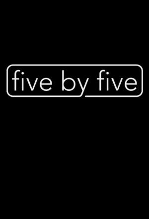 Affiche five by five