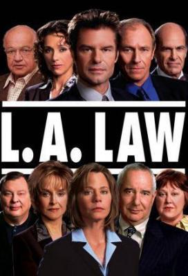 Affiche La loi de Los Angeles
