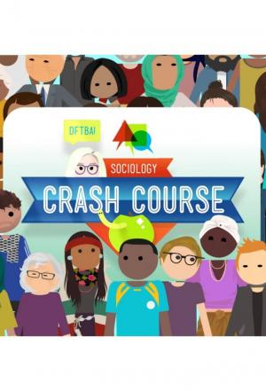 Affiche Crash Course Sociology