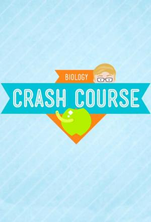Affiche Crash Course Biology