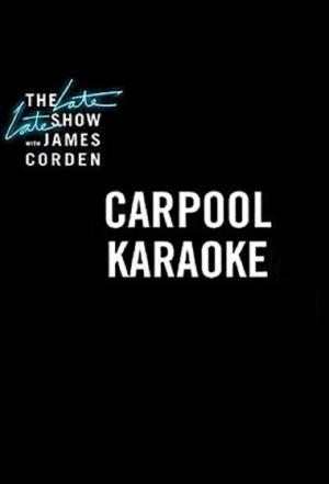 Affiche Carpool Karaoke