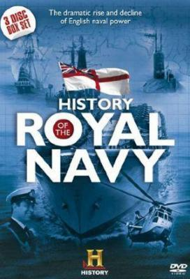 Affiche History of the Royal Navy