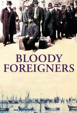 Affiche Bloody Foreigners