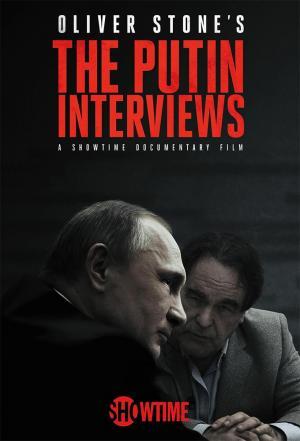 Affiche The Putin Interviews
