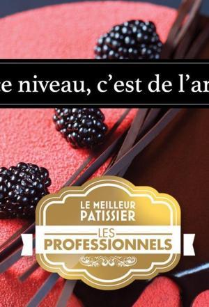affiche Le meilleur pâtissier - Les professionnels