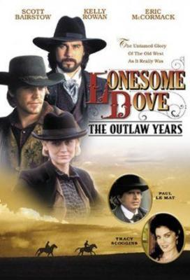 Affiche Lonesome Dove: The Outlaw Years