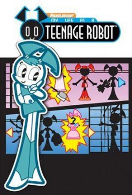Affiche My Life as a Teenage Robot