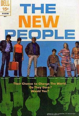 affiche The New People