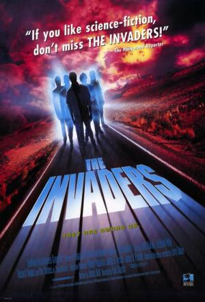 Affiche The Invaders (1995)