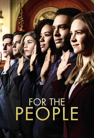 Affiche For the People (2018)