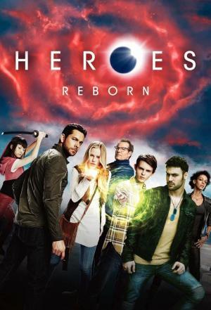 Affiche Heroes Reborn