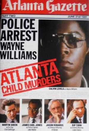 Affiche The Atlanta Child Murders